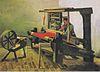 Van Gogh - Weber am Webstuhl mit Haspel.jpeg