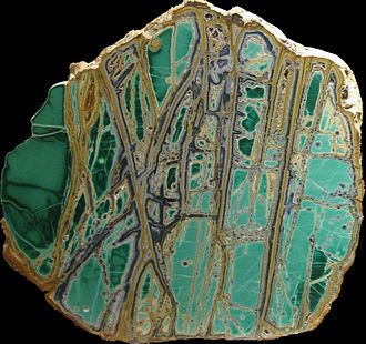 Variscite - Image: Variscite Smithsonian