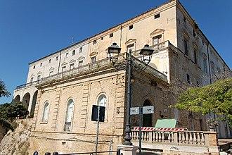 Vasto - Palazzo d'Avalos.
