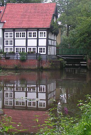 Vechta - Vechta water mill