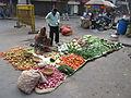 Vegetables Vending - Kiran Sankar Roy Road - Kolkata 2011-12-18 0317.JPG