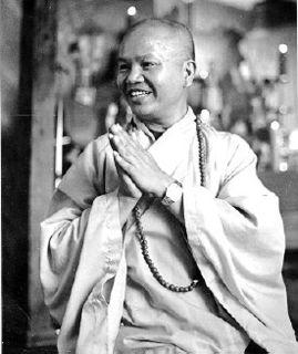 Thích Thiên-Ân Buddhist monk