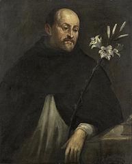 Portrait of St. Dominic