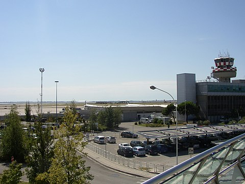 Marco polo airport to Venice city center
