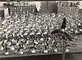 Ventilatori da tavolo pronti per la spedizione dallo stabilimento Ercole Marelli, 1952 - san dl SAN IMG-00002613.jpg