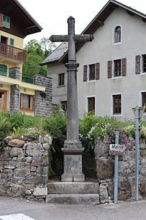 Verchaix Commune in Auvergne-Rhône-Alpes, France
