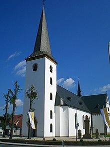 Sankt Maria Immaculata in (Neu-) Kaunitz (Quelle: Wikimedia)