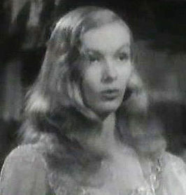 Veronica Lake als heks Jennifer