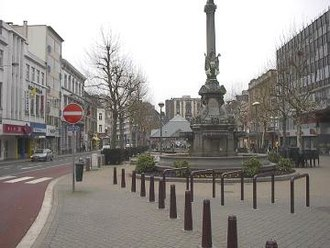 Verviers - Center of Verviers