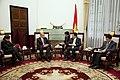 Vicecanciller Marco Albuja se reúne con el Ministro de Relaciones Exteriores de Vietnam (8413189043).jpg