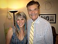 Vicki Abelson and Fred Willard.jpg
