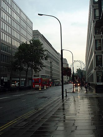 British government departments - Image: Victoria Street, London SW1 geograph.org.uk 51380