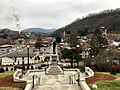 View from Courthouse, Sylva, NC (32764704898).jpg
