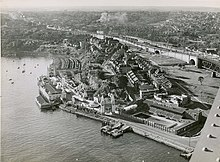 Luna Park And Milsons Point, As Seen From The Harbour Bridge