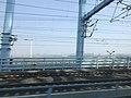 View of Nanjing 3rd Changjiang Bridge from Nanjing Dashengguan Changjiang Bridge 3.jpg