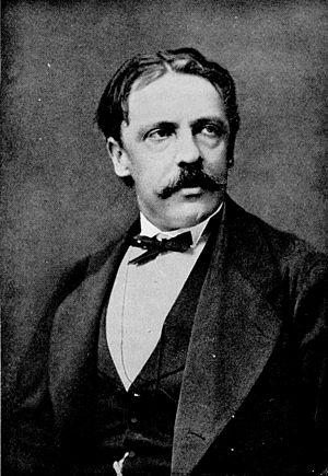 Viktor Rydberg - Rydberg in 1876