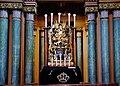 Vilnius Choraline Sinagoga Innen Thoraschrein 7.jpg