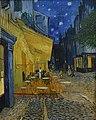 Vincent van Gogh (1853-1890) Caféterras bij nacht (place du Forum) Kröller-Müller Museum Otterlo 23-8-2016 13-35-40.JPG