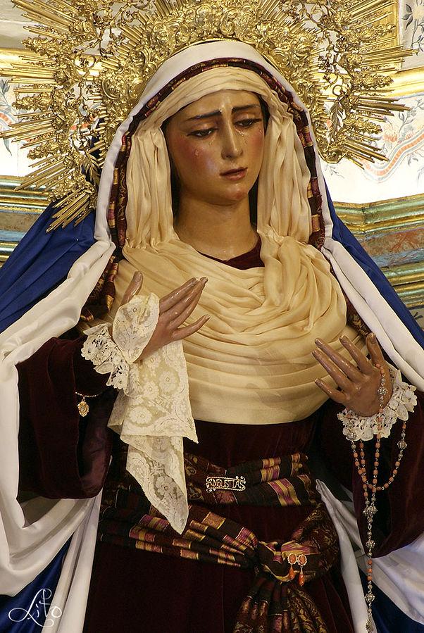 Virgen de los Gitanos de Sevilla