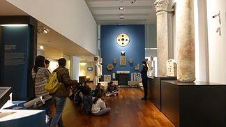 Museo Arqueológico de Asturias - Wikipedia, la enciclopedia libre
