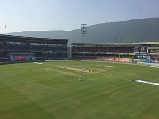 Dr. Y. S. Rajasekhara Reddy ACA–VDCA Cricket Stadium Cricket stadium