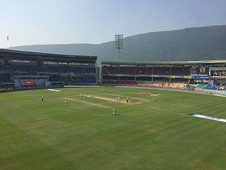 Dr. Y. S. Rajasekhara Reddy ACA–VDCA Cricket Stadium - ACA-VDCA Cricket Stadium