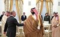 Vladimir Putin and Mohammad bin Salman (2018-06-14) 01.jpg