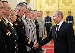 Vladimir Putin and Nikolaj Evmenov (2012).jpg