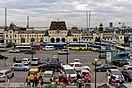 Dworzec kolejowy we Władywostoku