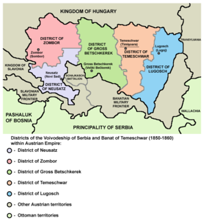 Neusatz District