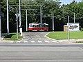 Vokovice, Evropská, tramvajová smyčka Červený Vrch, linka 2.jpg