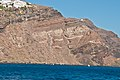 Volcanic Rock Layers of Santorini Cliffs Greece.jpg