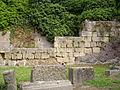 Volsinii -Resti delle mura etrusche.JPG