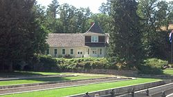 Von Bayer Museum at the D.C. Booth Historic National Fish Hatchery, 2013.jpg