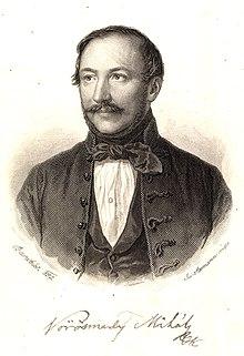 Patriotism >> Mihály Vörösmarty - Wikipedia