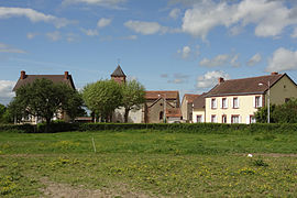 A general view of Sorbier