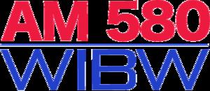 WIBW (AM) - Image: WIBW (AM) logo