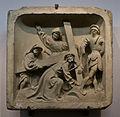 WLANL - Pachango - Catharijneconvent - Kruiswegstatie 6, Christus wordt geholpen door Simon van Cyrene.jpg
