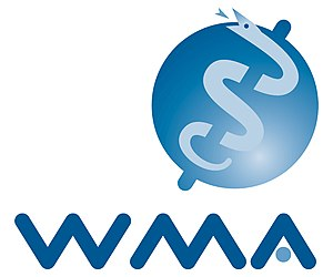 World Medical Association - WMA logo