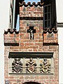 Wahmstraße 49 (Lübeck-Altstadt).Bruskaus Gang.Portal.ajb.jpg
