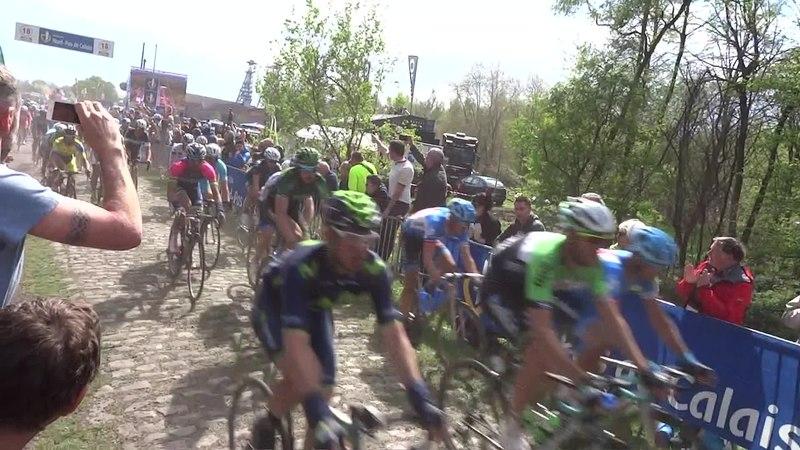 File:Wallers - Paris-Roubaix, le 13 avril 2014 (10).ogv