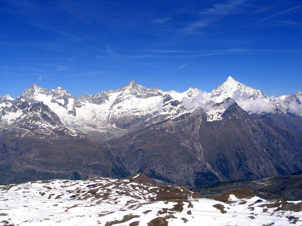 Clima alpino wikipedia - Immagini da colorare delle montagne ...