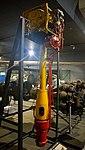 Walter HWK509A-2r rocket engine at Modern Transportation Museum March 23, 2014.jpg