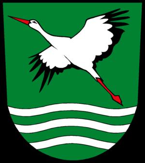 Jürgenshagen - Image: Wappen Jürgenshagen