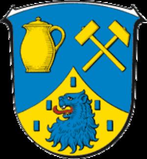 Breitscheid, Hesse - Image: Wappen Breitscheid (Hessen)