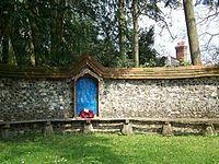 War Memorial, Wilsford - geograph.org.uk - 773899.jpg