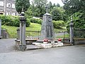 War memorial at Coalbrookdale - geograph.org.uk - 1462380.jpg