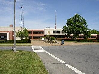 Warren County, New York - Image: Warren County Municipal Center