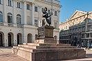 Nikolaus-Kopernikus-Denkmal vor dem Staszic-Palast