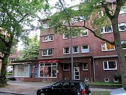 Washingtonallee 40 in Hamburg-Horn